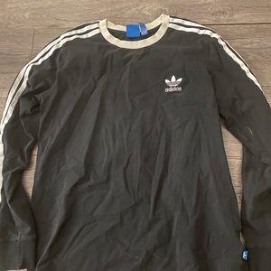 Adidas Original Long Sleeves Black